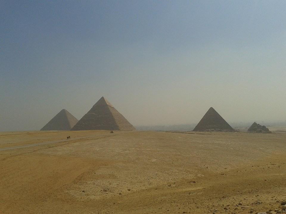 Cairo & Giza – Exploring History !!